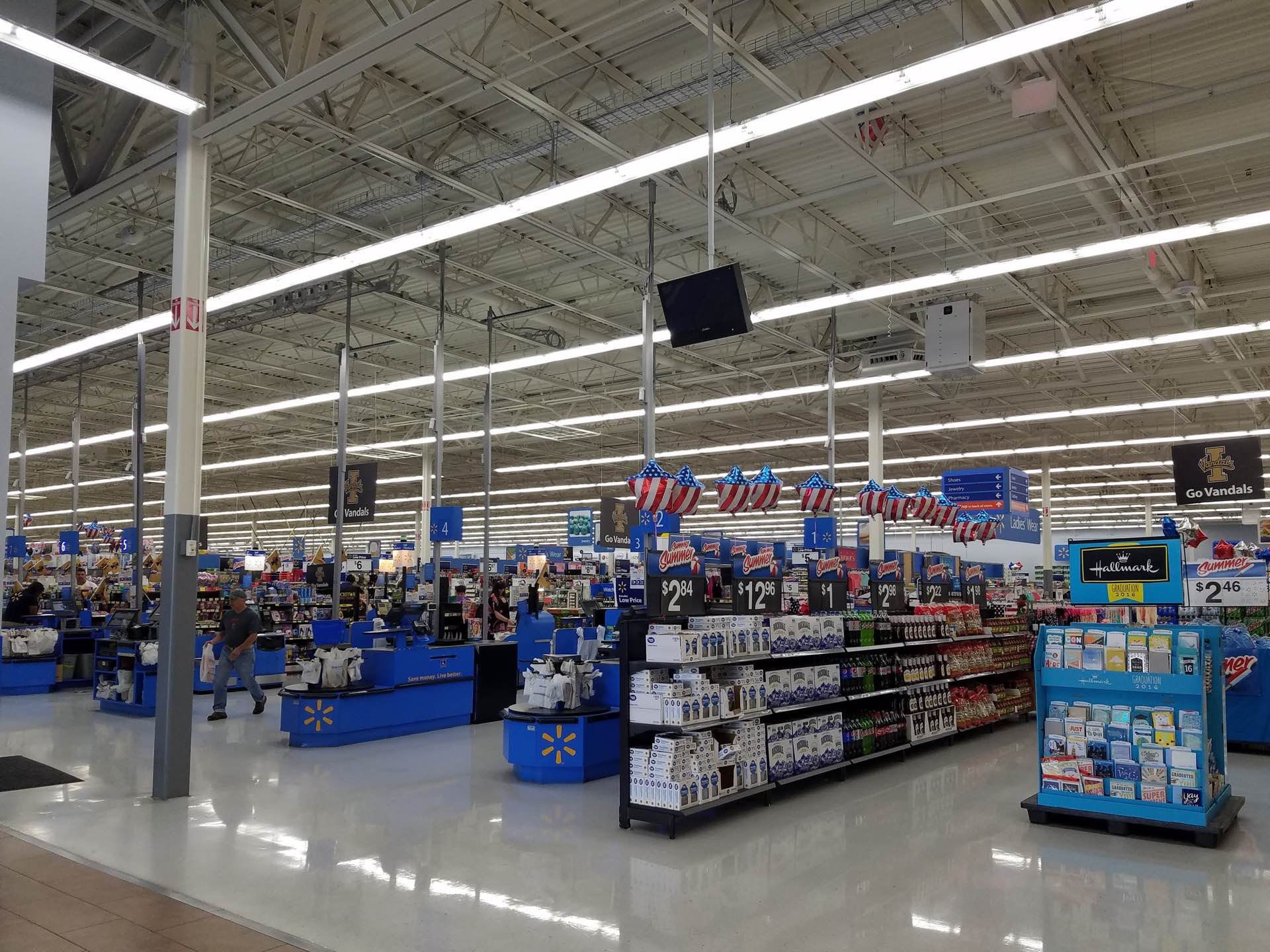 WallMart SuperCenter