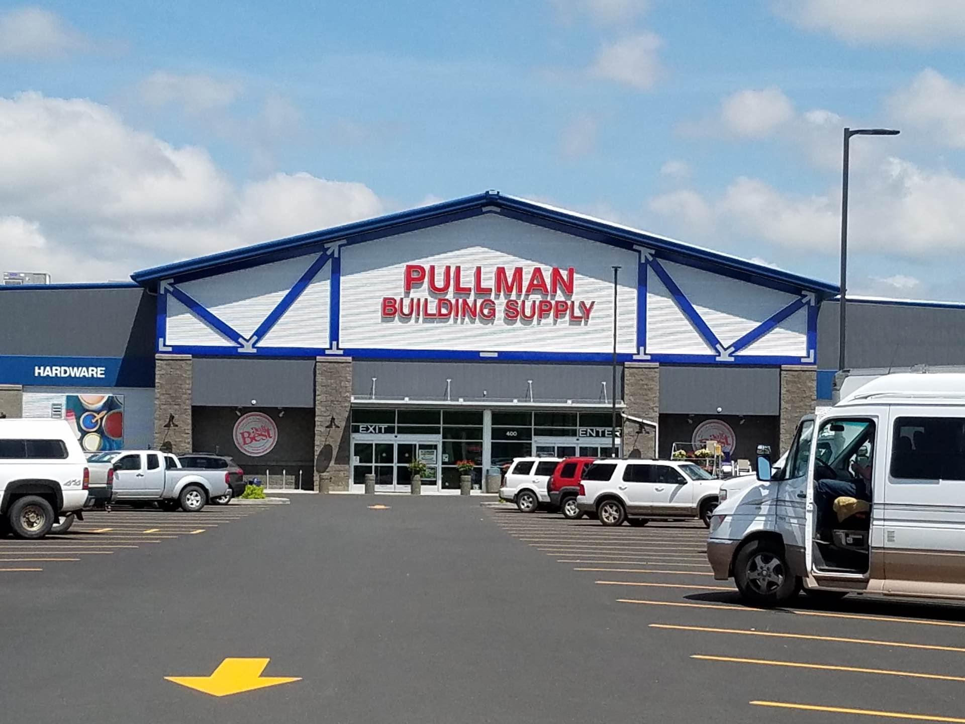 Pullman Building Supply